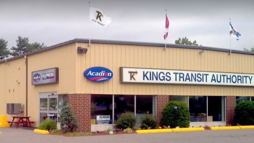Kings Transit building and offices